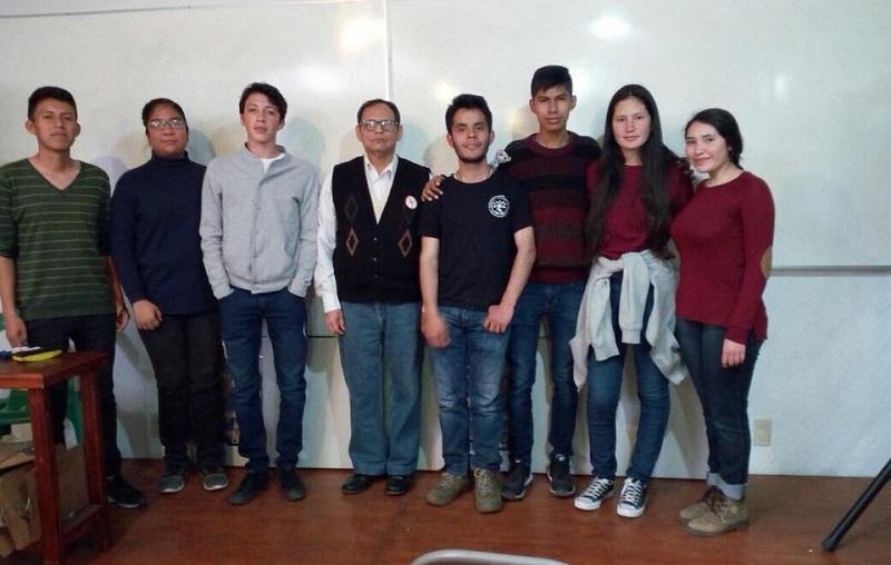 Como cada año, la Delegación Michoacán, destaca por su preparación y desempeño.