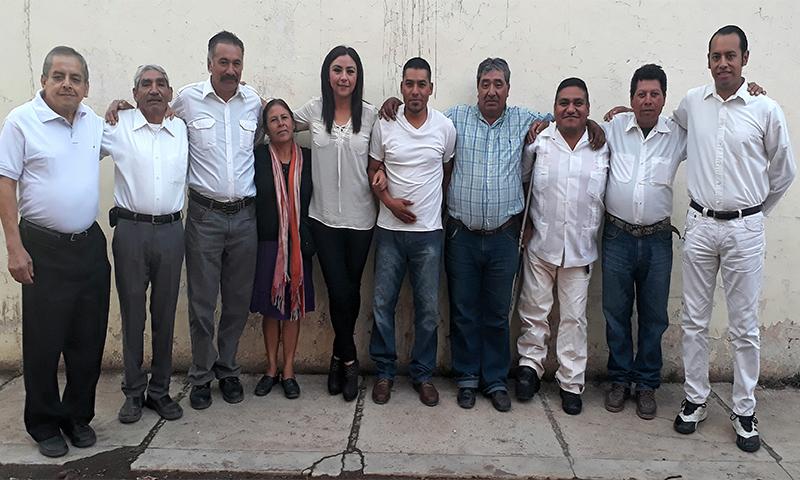 El equipo Va Por Ti Maravatío registró su planilla para contender por la candidatura del PRD rumbo a los comicios de 2018