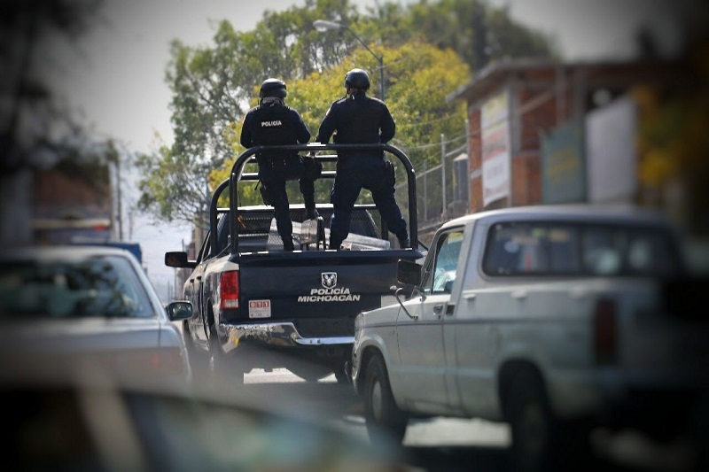 También se logró recuperar 2 mil 537 vehículos, una parte con reporte de robo y otros por haber sido utilizados para delinquir