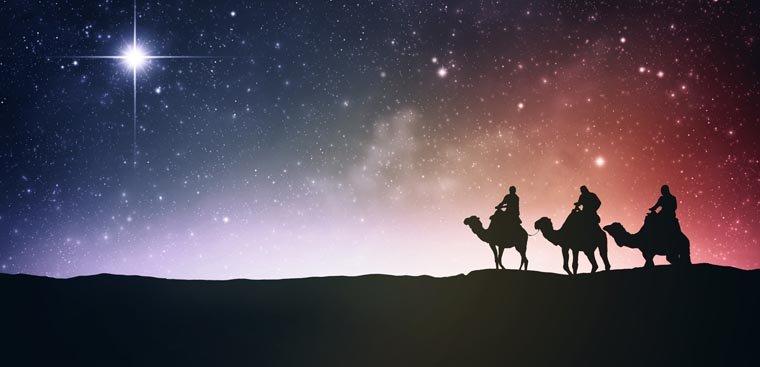Venid pronto Reyes Magos. Hoy os espero con más ganas que nunca. Para decir que creo en ese Dios hecho carne, en esa humanidad rescatada