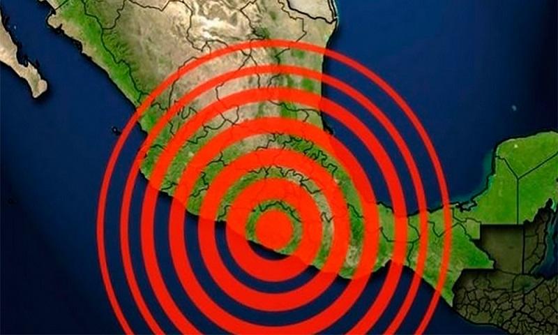 De acuerdo con el organismo dependiente de la UNAM, el primer movimiento telúrico ocurrió a las 05:04 horas de este sábado a 17 kilómetros al suroeste de Huixtla, Chiapas, con una magnitud de  5.1