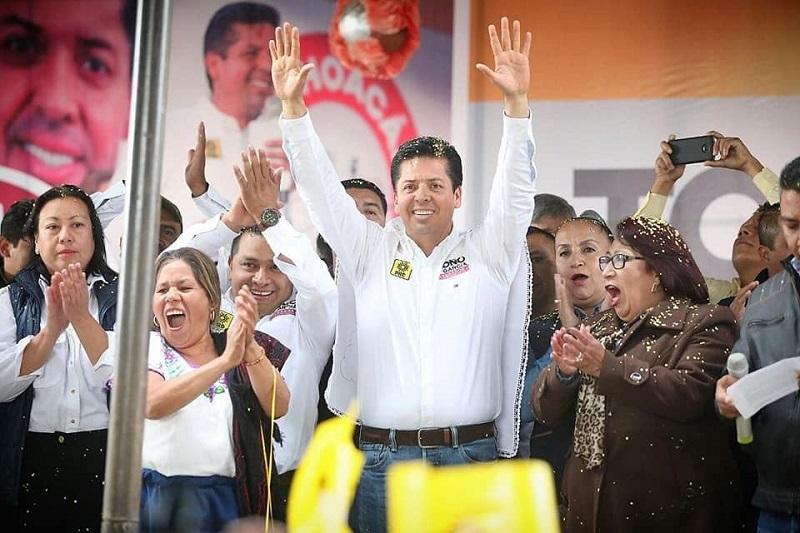 García Conejo confía en que ocupará un escaño en la Cámara Alta del Congreso de la Unión, luego de recordar que se mantiene invicto en las cuatro contiendas electorales que ha disputado