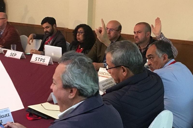 19 de las 32 entidades de la República Mexicana, entre ellas Michoacán, se suman a este acuerdo, del cual se destaca el compromiso para el diseño e instrumentación anual de un padrón de trabajadores de movilidad nacional