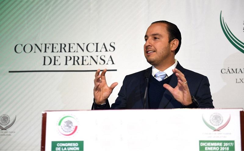 Frente a su estrepitosa caída el PRI-Gobierno busca opacar el brillo de unos, ante la ausencia de luz: Cortés Mendoza