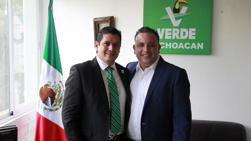 """""""Nos sentimos satisfechos, no hay duda de que Carlos Quintana es la mejor opción para Morelia y vamos a estar al cien"""", mencionó Núñez Aguilar"""