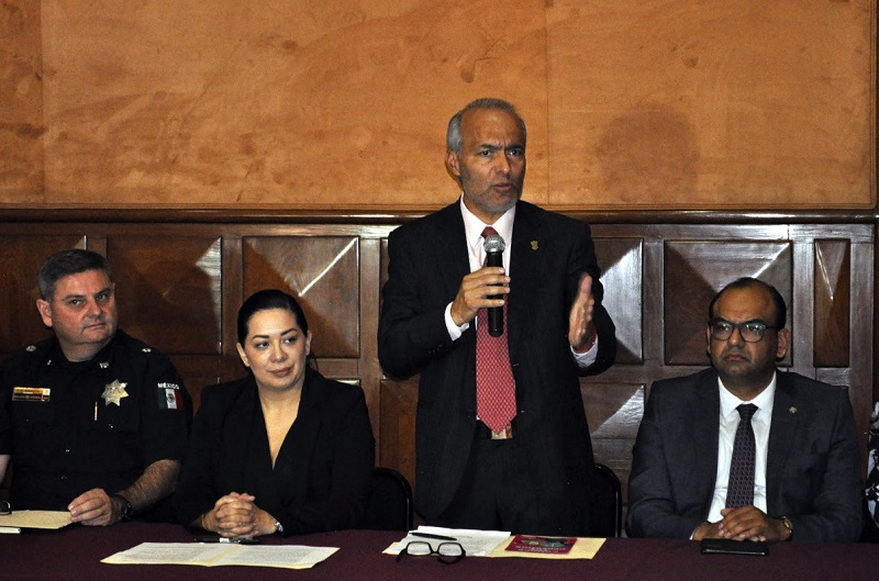 En conferencia de prensa el titular de la Semigrante, José Luis Gutiérrez, destacó que la afluencia de connacionales durante los periodos vacacionales al estado ha ido en aumento
