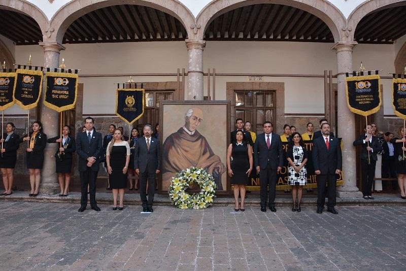Se conmemoró el CDLIII aniversario luctuoso de Don Vasco de Quiroga.