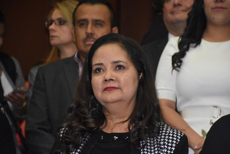 En votación abierta se determinó en forma unánime que Herrejón Salcedo ocupe el cargo de Magistrado Penal del Supremo Tribunal de Justicia del Estado y posteriormente tomó la protesta correspondiente