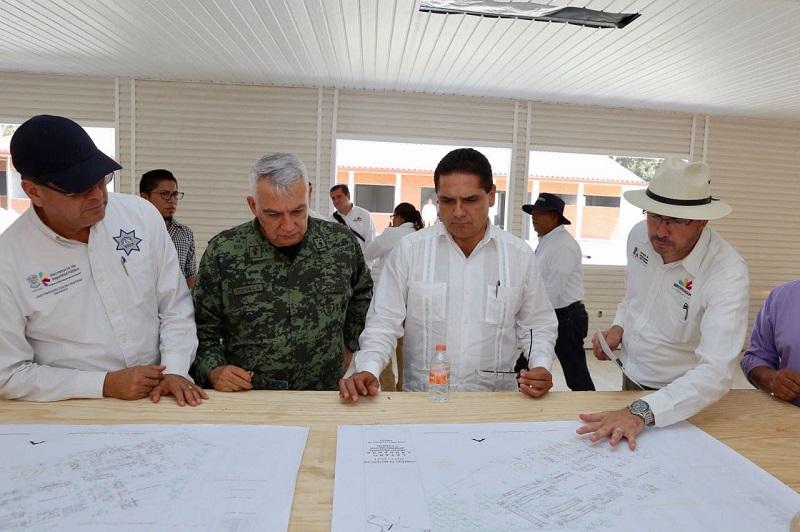 Aureoles Conejo sostiene también un encuentro con representantes de los diversos medios de comunicación del municipio