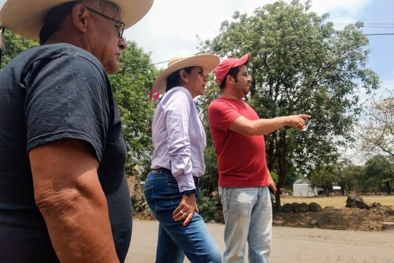 Promoveré el acceso favorable a mercados fiables y remunerativos: Cocoa Calderón