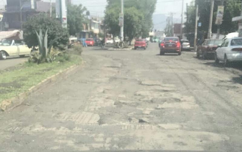 Tras queja ciudadanas, por fin reanudan trabajos en Avenida del ...