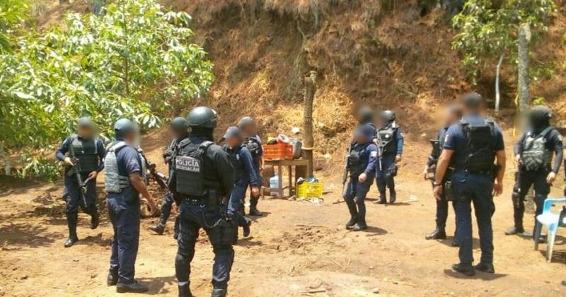 Los seis detenidos serán puestos a disposición de la autoridad competente para definir su situación jurídica
