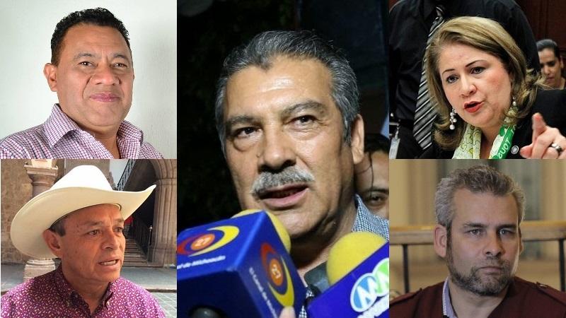 Aquí los candidatos locales del Morena que arrancaron campaña este 14 de mayo. Ya iré dando cuenta de cómo se van moviendo las cosas con ellos.