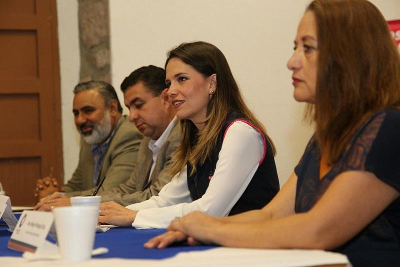 Daniela de los Santos comentó que existen proyectos ambiciosos como la instalación de un tranvía o un teleférico, e incluso bicicletas eléctricas para mayor comodidad de los morelianos