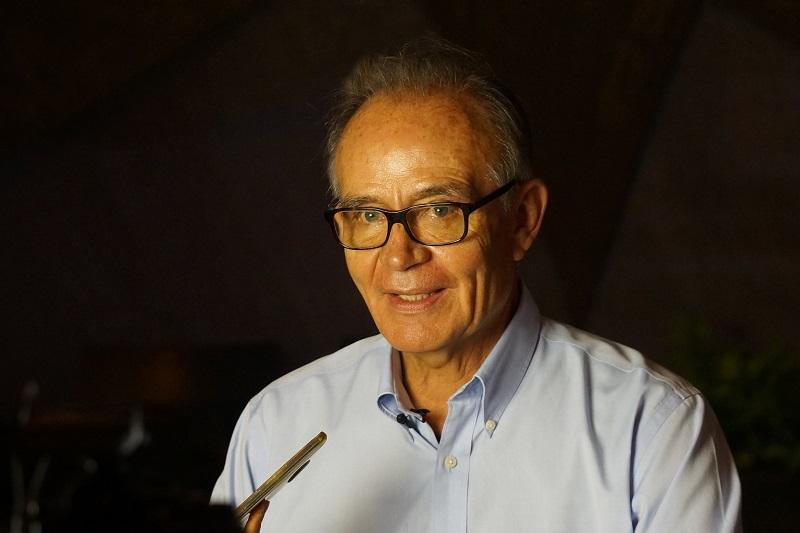 """López Orduña llamó a los morelianos a que voten por Constantino, quien es """"un excelente candidato y tiene la mejor planilla, con gente muy diversa que se nota que no son imposición del Partido"""