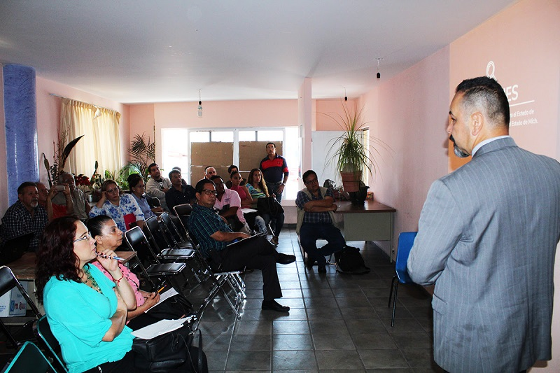 Se invita a todos los servidores públicos a que realicen su declaración a través de la página declaranet.michoacan.gob.mx