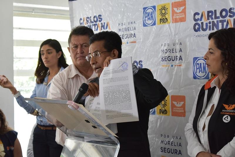 La Auditoría Superior de Michoacán realizó observaciones por 13 millones de pesos derivados de una revisión financiera, recordó Miguel Ángel Chávez