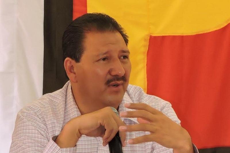 Reginaldo Sandoval exhortó a que las autoridades electorales y de seguridad protejan el ejercicio democrático, que permita que los ciudadanos tomen sus decisiones en un ambiente de paz y certidumbre