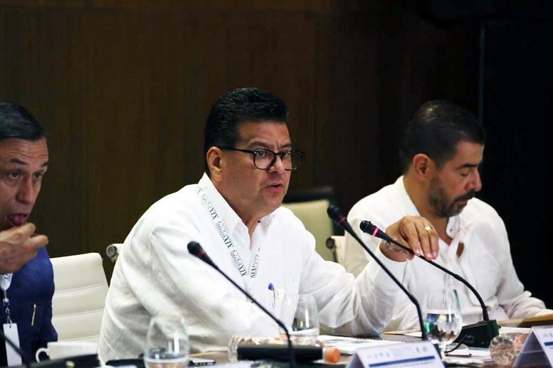 Corona Martínez indicó que con la cooperación bilateral entre la SSP e Iniciativa Mérida, se permitió la capacitación y certificación del área de Asuntos Internos, además de la formación de docentes e instructores en habilidades básicas del C5i y del centro de atención 911
