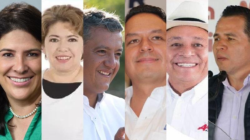 Aquí las propuestas de las diferentes fuerzas políticas para el Distrito XVI de Morelia. ¿Usted, quién cree que gane?