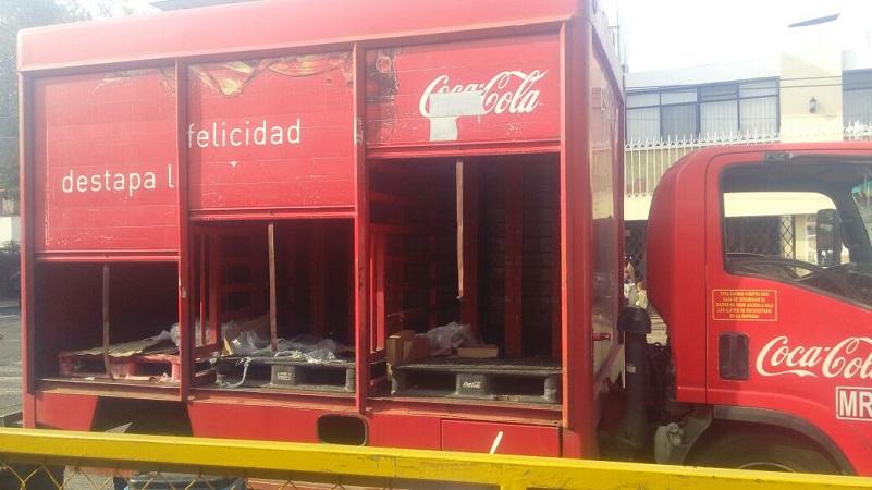 Los actos delincuenciales de estos grupos de presión siguen siendo cotidianos en Morelia y Michoacán, sin que las autoridades actúen conforme a la ley