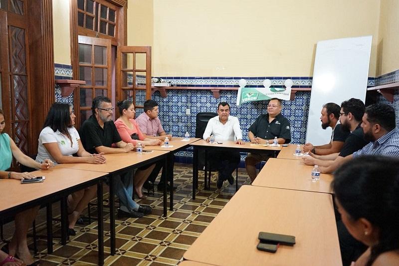 Constantino Ortiz anunció la creación de Instituto de la Cerveza Artesanal, así como de la Ruta de la Cerveza Artesanal, misma que a pesar de las promesas, ninguna administración ha podido concretar