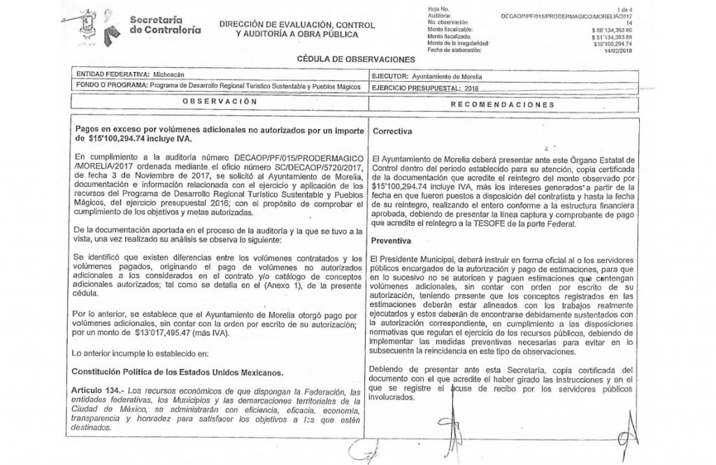 Hace dos semanas se aprobó un acuerdo en Cabildo para que se informara sobre los reintegros de la Federación; el plazo se cumplió y no se ha citado a sesión