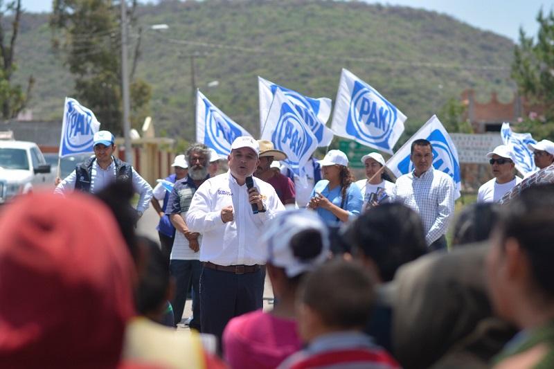 A 17 días de culminar con la campaña electoral se ha visitado a alrededor de 32 mil personas en sus hogares y negocios de todo el municipio: Carlos Quintana