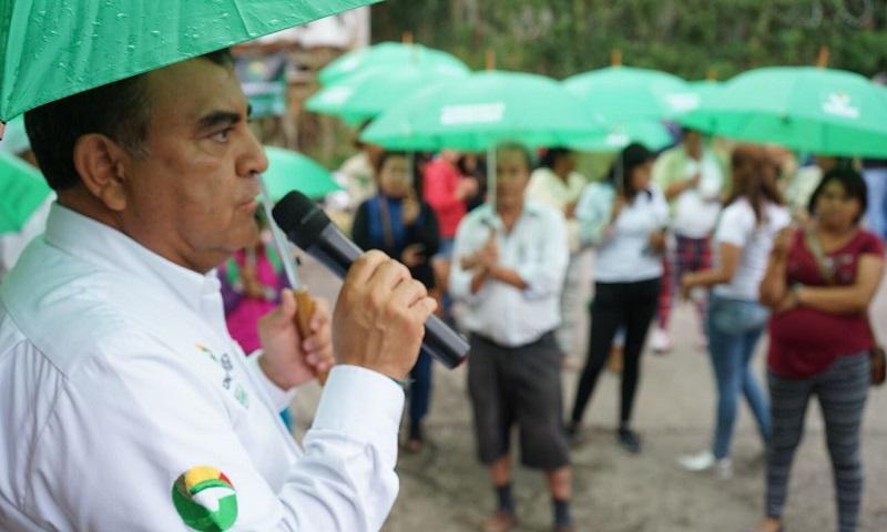 """Constantino Ortiz declaró que a diferencia de los alcaldes que han pasado por Morelia """"yo no busco fama, sino el bienestar de Morelia"""
