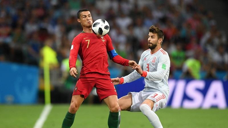 España podrá olvidarse del trauma Lopetegui y Portugal nunca podrá ser descartado, mucho menos cuando Cristiano decide empezar un Mundial con triplete