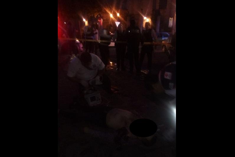 El cuerpo fue trasladado al Servicio Médico Forense (SEMEFO) para que en las próximas horas sea entregado a familiares