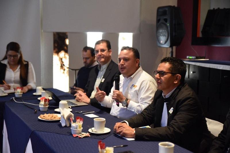 """""""Necesitamos ganas de hacer las cosas con transparencia para que Morelia pueda avanzar, tenemos que cambiar la cultura de planear para el momento, en eso hemos fallado y no estoy dispuesto a fallar"""", señaló Carlos Quintana"""