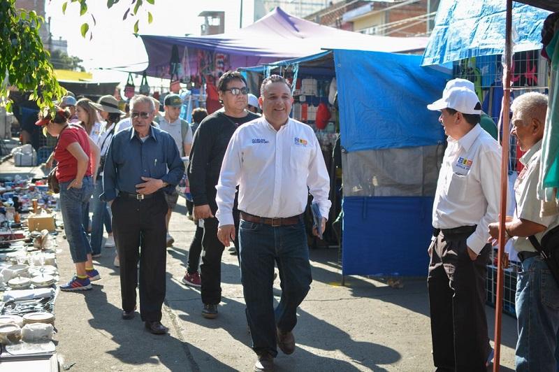 Al llegar al frente del ayuntamiento, a firmar un acuerdo de colaboración con el estado y la federación en materia de seguridad: Carlos Quintana