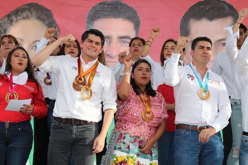 Asistió Toño Ixtláhuac al cierre de campaña del candidato Pedro Plancarte, para la presidencia municipal