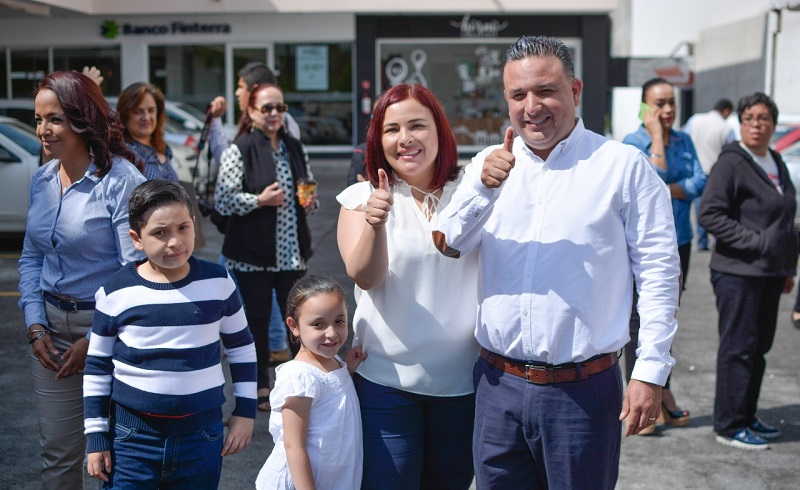 Requerimos la unidad para reconstruir Morelia: Carlos Quintana