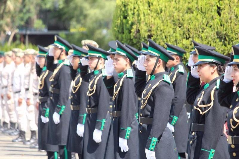 Se graduó la generación número 66 del CECFOR 1