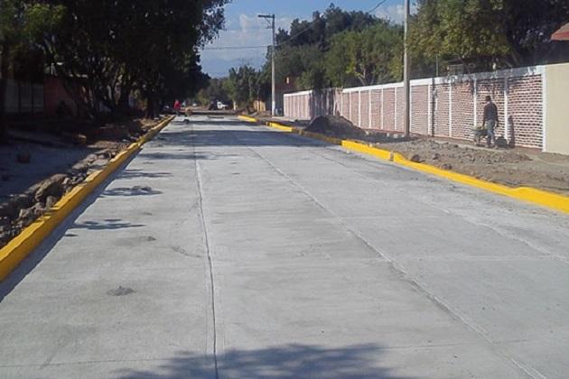 Las acciones de infraestructura descritas, han permitido mejorar las condiciones en que viven las y los habitantes, y coadyuvar a su desarrollo humano