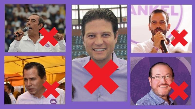 Desde que tuvo que reconocer su derrota, el aún presidente municipal de Morelia no ha mostrado el mínimo interés en resolver los problemas que le quedan de aquí a que entregue el mandato