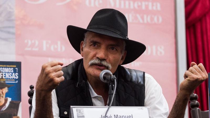 Respecto de lo anterior no es necesario girar la boleta respectiva, ya que José Manuel Mireles se encuentra actualmente en libertad bajo caución