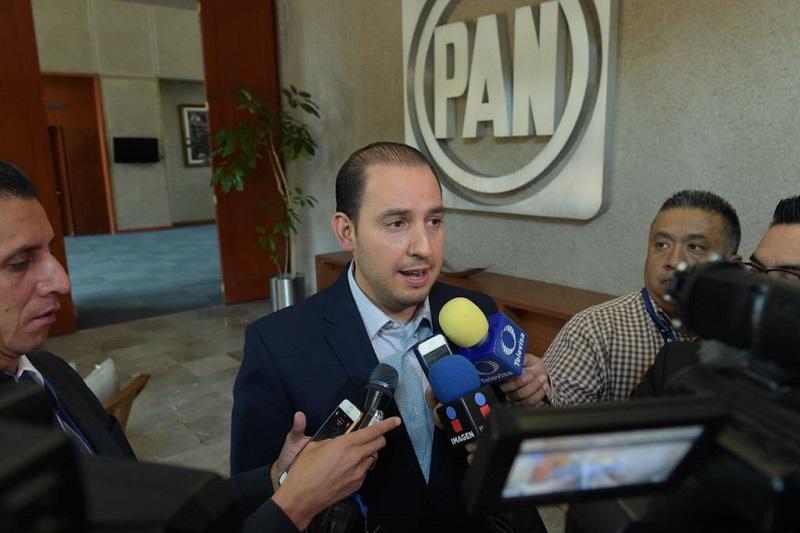 Cortés Mendoza consideró incorrecto que el virtual presidente electo salga a la opinión pública diciendo que es una venganza, ya que por el contrario, destacó, es el momento de que las instituciones no sean vulneradas
