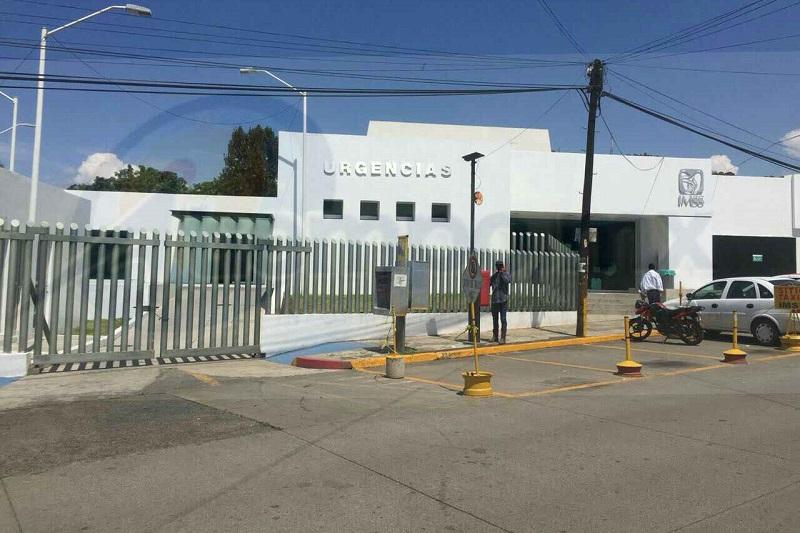 Luis Alberto T. recibió un impacto de bala en el cuello, mientras realizaba su trabajo en un domicilio particular ubicado en la calle Gabriel Zamora de la colonia Roberto Madrazo