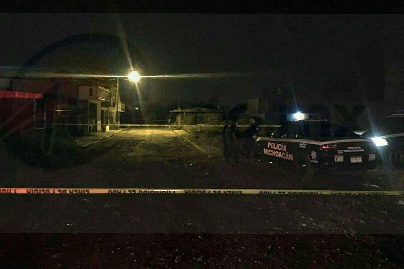 Zamora Uruapan Morelia Y Apatzingán Zona De Muerte Para