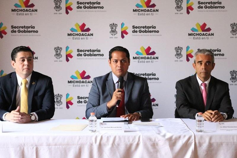El tema de la cultura testamentaria, Michoacán se ubica en la media nacional, de ahí la preocupación del gobierno que encabeza Silvano Aureoles para subir lugares en la lista
