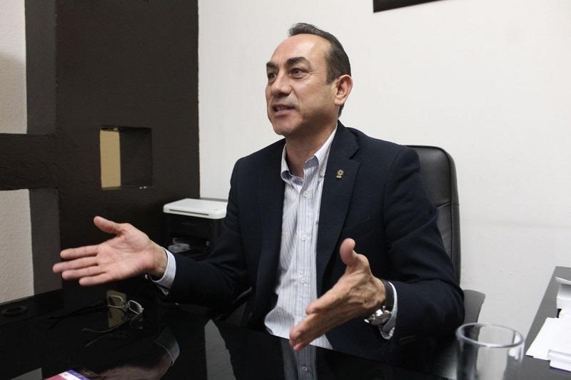 Soto Sánchez destacó el compromiso del Sol Azteca para cumplir con los criterios generales que se observaron durante el primer trimestre de 2018