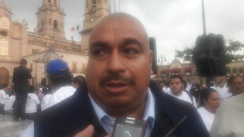 Baltierra Sánchez destacó que por el momento, están en la etapa de revisión para buscar la mejor manera de normalizar y regularizar a los comerciantes que se han incrementado en la ciudad