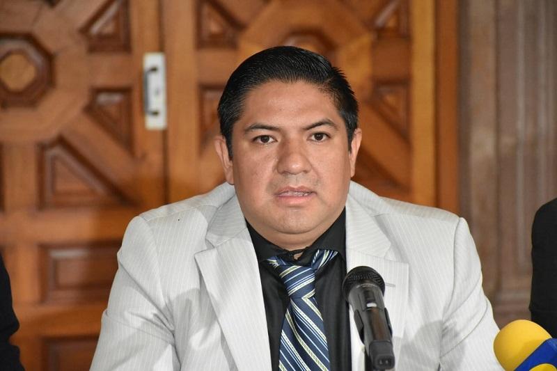 Cedillo de Jesús aseguró que pese a abandonar las filas del Morena continuará en su lucha por la transformación de Michoacán y el país, como en su momento lo hizo López Obrador