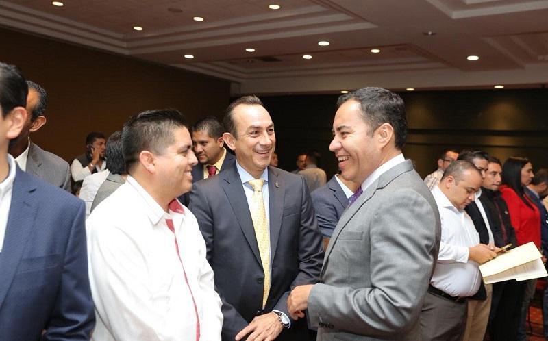 Soto Sánchez celebró que en el estado varios municipios ya hayan firmado el acuerdo de coordinación de seguridad, para el beneficio de sus habitantes