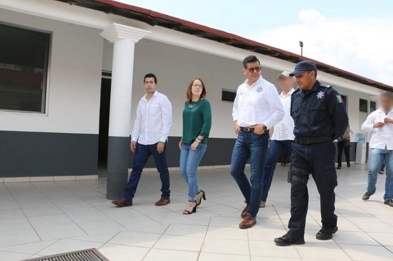 SSP y Ayuntamiento coordinan esfuerzos en la conformación de una policía digna