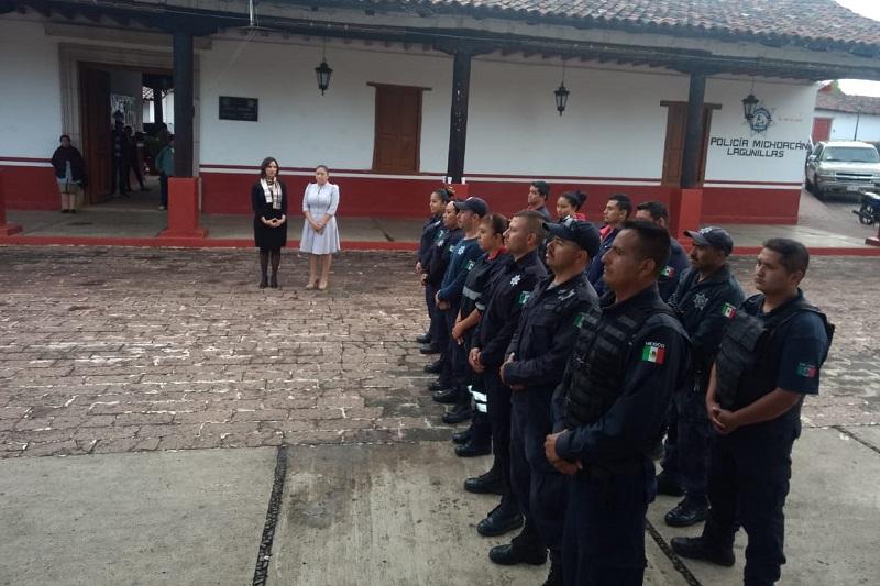 Reitera la alcaldesa Macarena Chávez, que habrá plena coordinación con el estado en materia de seguridad
