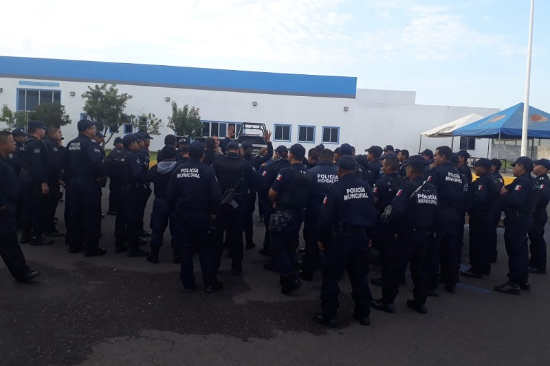 Solicitan ser atendidos por personal de Gobernación o de la Secretaría de Seguridad Pública del Estado para dialogar